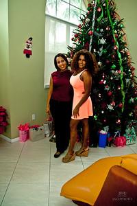 Amigas Christmas party 0035