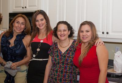 Amigas Christmas party 0011