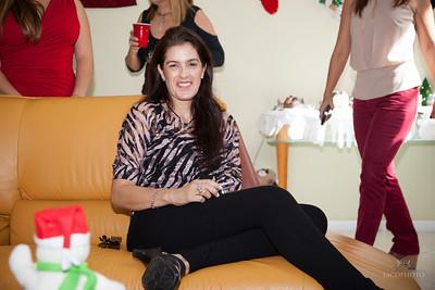 Amigas Christmas party 0048