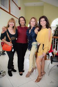 Amigas Christmas party 0028