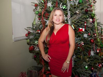 Amigas Christmas party 0034