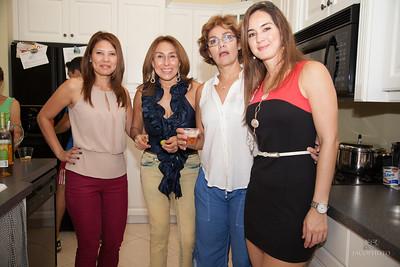 Amigas Christmas party 0007