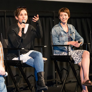 Amy Jo Johnson's The Space Between screening