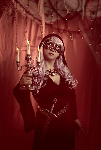 Amy's Halloween Photos 2016