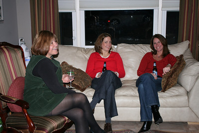 Amy's Nurse Dinner '09