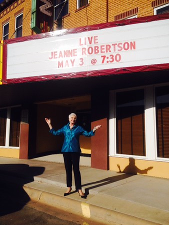 An Evening with Jeanne Robertson - May  2014