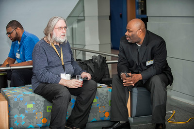Pre-Symposium Event, An Evening with Ralph Groce @ JCSU 12-6-17 by Jon Strayhorn