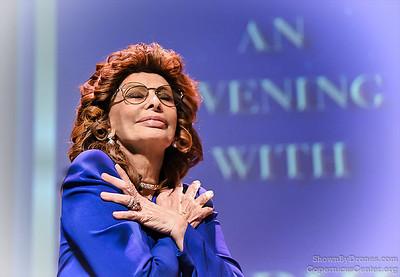 An Evening with Sophia Loren