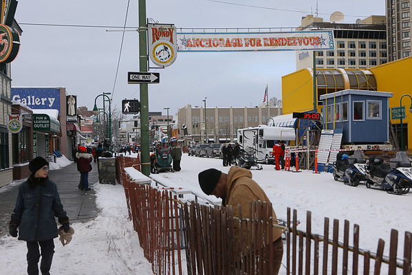 Anchorage Fur Rendezvous 2012