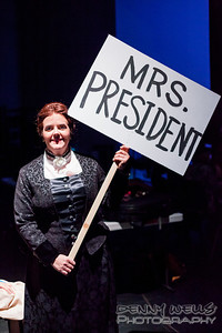 President AO Mrs. President