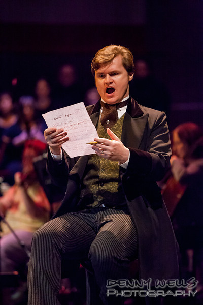 President<br /> Kirk Dougherty as Joseph Treat in Anchorage Opera's world premier or Mrs. President.