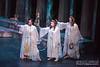 Glaceia Henderson, Stephanie Carowan Courter, and Sarah Cvancara as the Three Fates in AO's Magic Flute