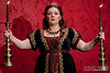 AO Tosca<br /> Marie Plette in the title role for Anchorage Opera's Tosca.