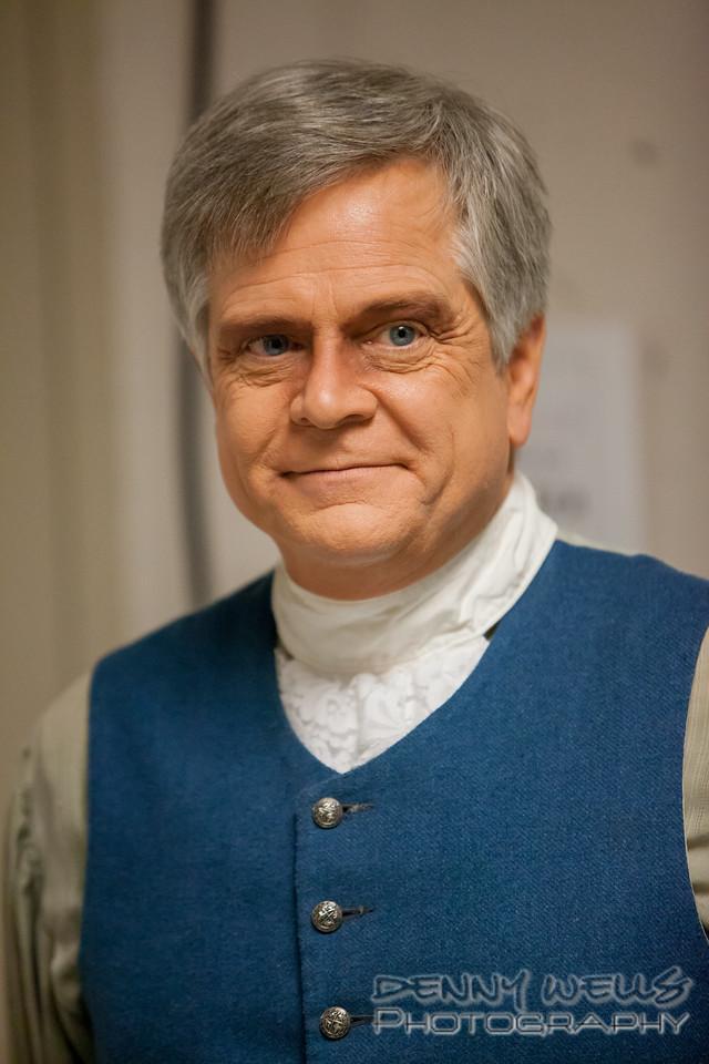 AO Tosca Martin Eldred, the Jailer