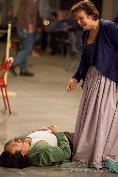 AO Tosca Staging<br /> AO Tosca