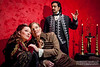AO Tosca<br /> Tosca (Marie Plette), Cavaradosi (Michael Hayes) and Scarpia (Luis Ledesma) in Anchorage Opera's Tosca.