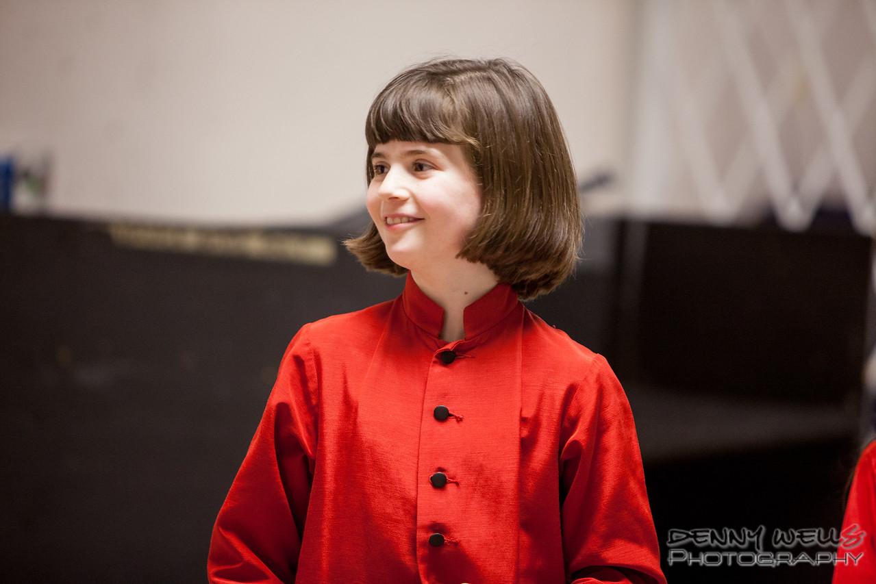 AO Tosca Children's Chorus.