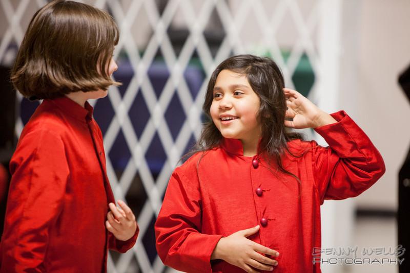 AO Tosca<br /> Children's Chorus.