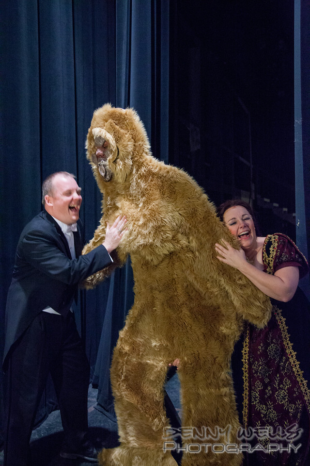 AO Tosca Tosca and Bigfoot, together at last.