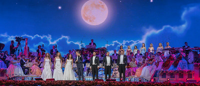 Andre Rieu Concert at San Jose SEP Center, Oct 24, 2017