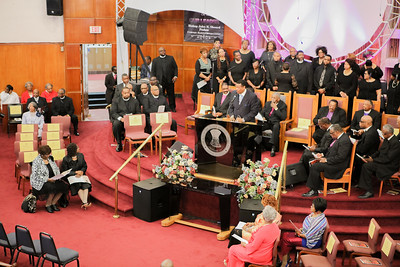 Andre Smith COGIC 70