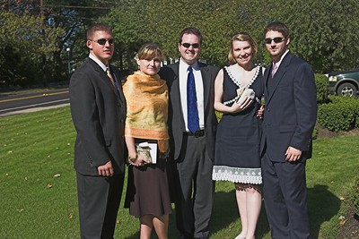 Andrea & Mikes Wedding 10/1/2005