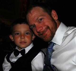 New Grandpal and Grandson Evan