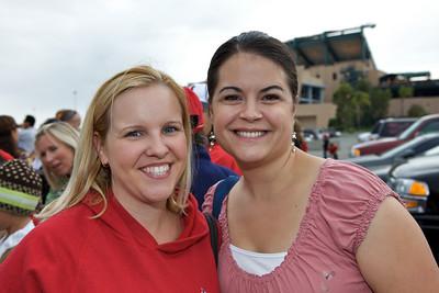 Rebecca Millsap & Alicia Voss