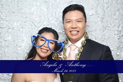 Angela & Anthony's Wedding - 3/16/18
