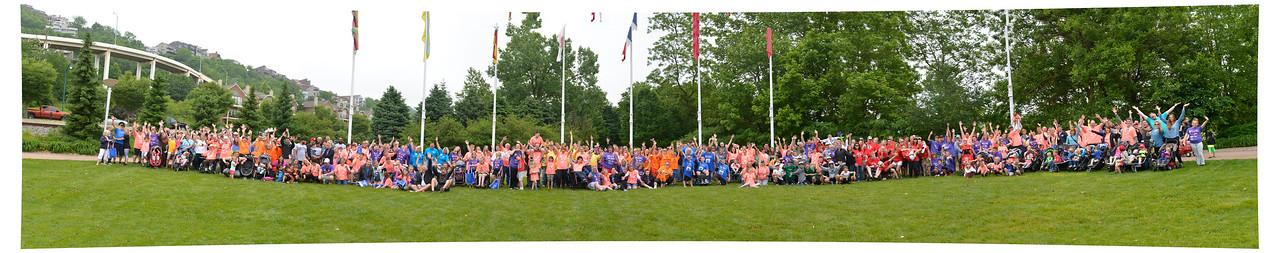2017 Cincinnati Angelman Syndrome Walk Group 02