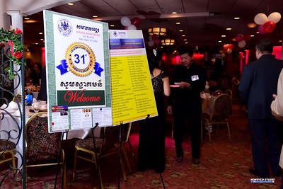 Angkor Association 31st Annual Gala