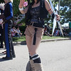 Yuffie from Final Fantasy 7: Advent Children