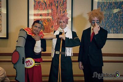 AnimeFest 2014: Fairy Tail Cosplay Photoshoot