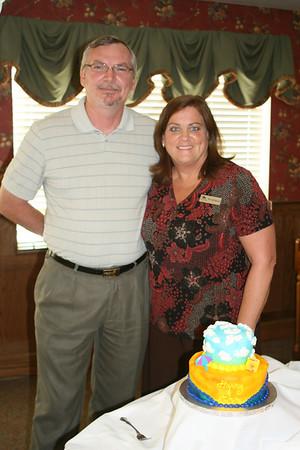 Ann & Harry Standley's Reception, 6-09