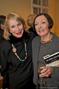 Ann Seymour + Mona Skager, former head of Zoetrope