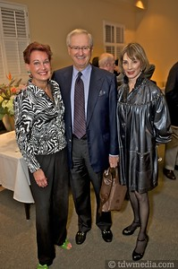 Anne Walther, Roger Walther and Urannia Ristow