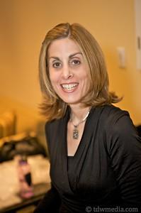 Paula Herman, bookseller from West Portal Books