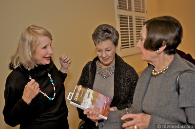 Ann Seymour, Patti Hume and Mona Skager