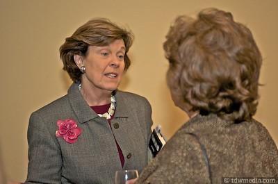 Mary Robinson, Louise Brady