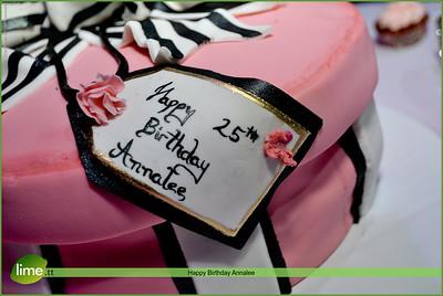 Annalee Celebrates her 25th Birthday