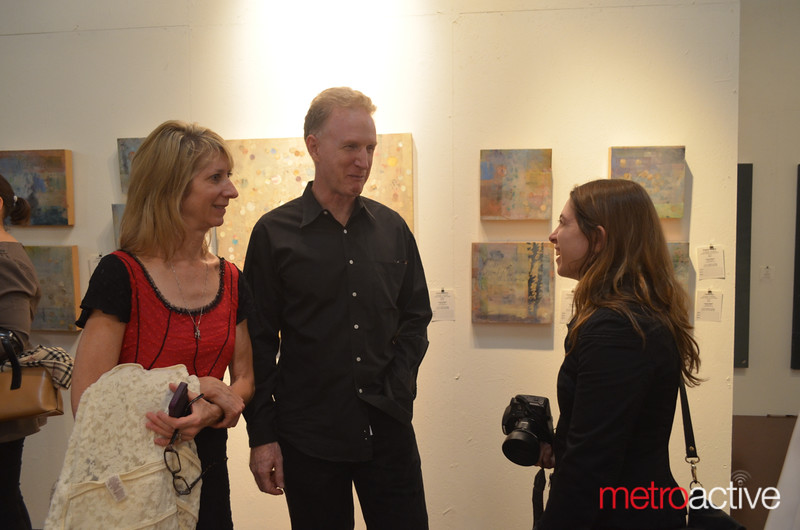 Anne & Mark's Art Party