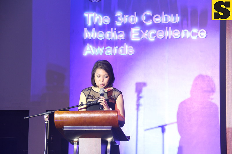 Yoly Crisanto, Senior Vice President of Globe Telecome Corporate Communications,
