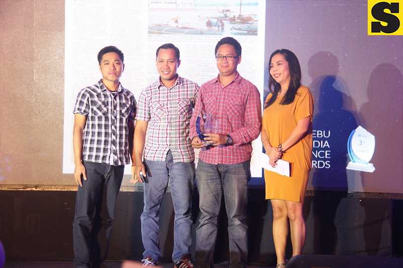 Explanatory/Investigative Story of the Year for Print/Online winners
