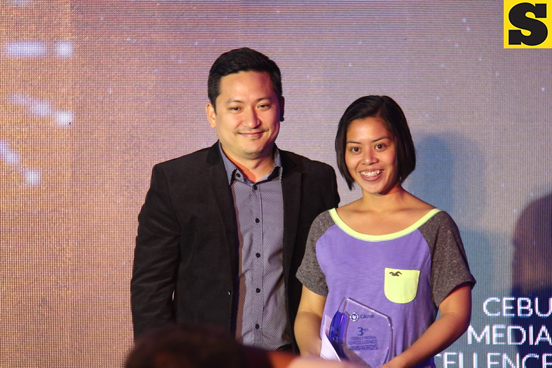 Radio Reporter of the Year is Astra Zina Logarta of dyHP