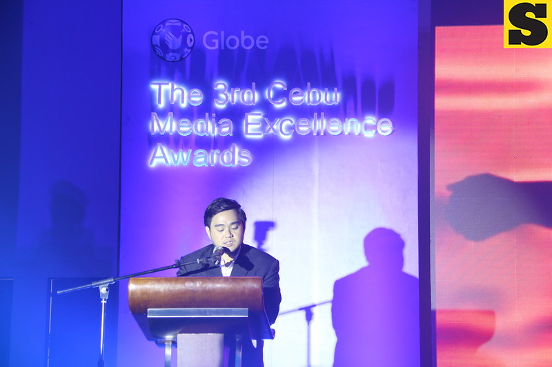 Globe Cebu Media Excellence Awards 2014