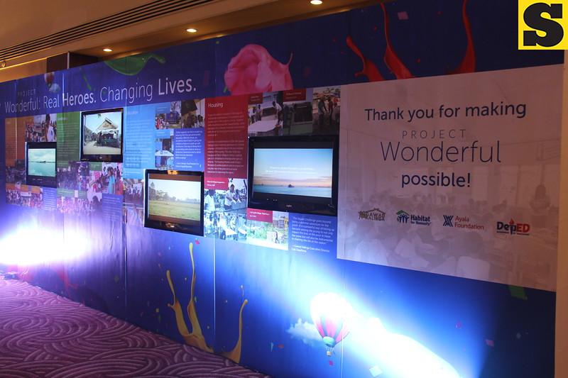 Globe Cebu Media Excellence Awards 2014