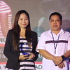 Andrea Patena of TV5 also won the Investigative Reporter of the Year (Television) award