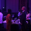 Singing of Philippine national anthem during the Globe Cebu Media Excellence Awards 2014