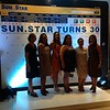 Some of the guests who attended Sun.Star's 30th anniversary appreciation night at Waterfront Cebu City Hotel.