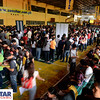 People packed the Cebu City Sports Center for the jobs fair organized today, June 12, by Sun.Star Cebu with the Department of Manpower Development and Placement and the Department of Labor and Employment. (Amper Campaña)